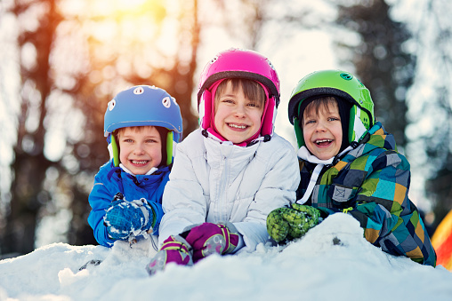 9 Ways to Keep Skiing with Kids Fun