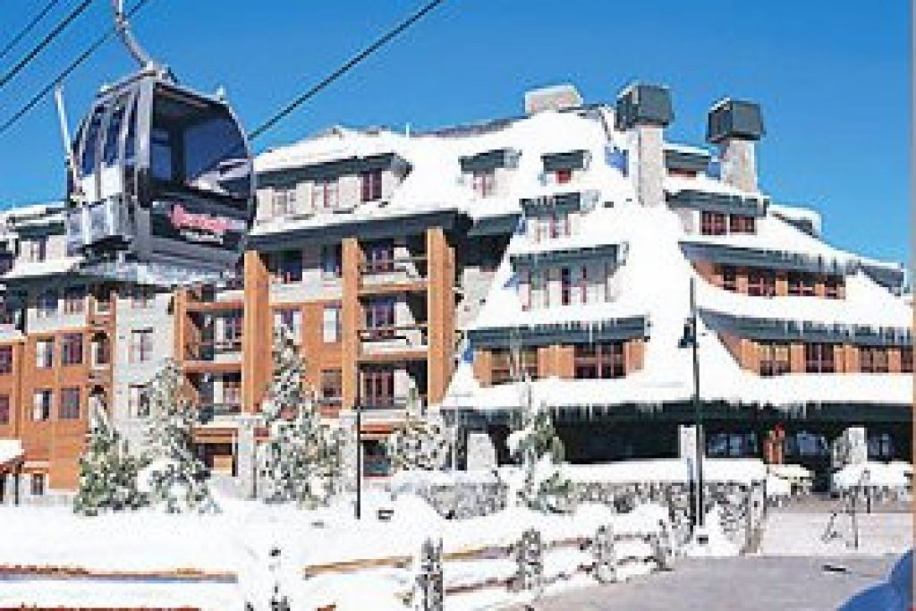 Great Marriott Properties Near Ski Resorts | Family Skier