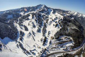 stevens pass ski