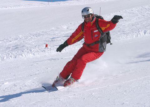 Ski Blades Overview